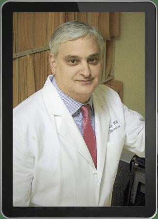 A photo of Dr. Samia