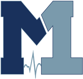 MedFirst Medical M Icon