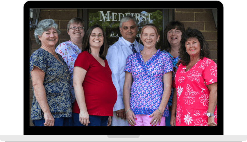 MedFirst Medical Staff